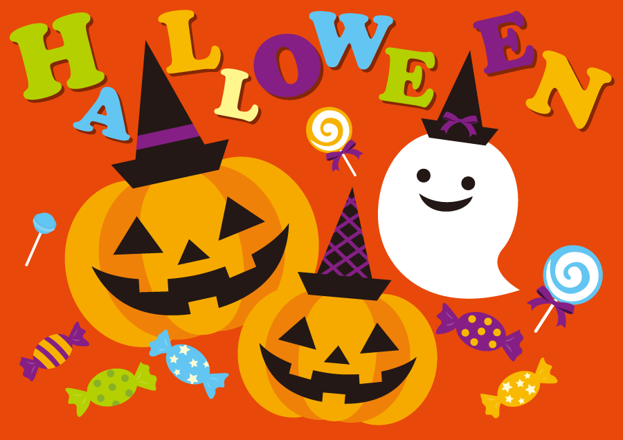 10月はハロウィンイベント開催!